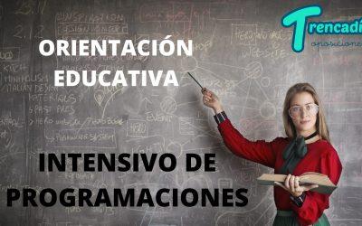Curso Intensivo de Programación en Orientación Educativa