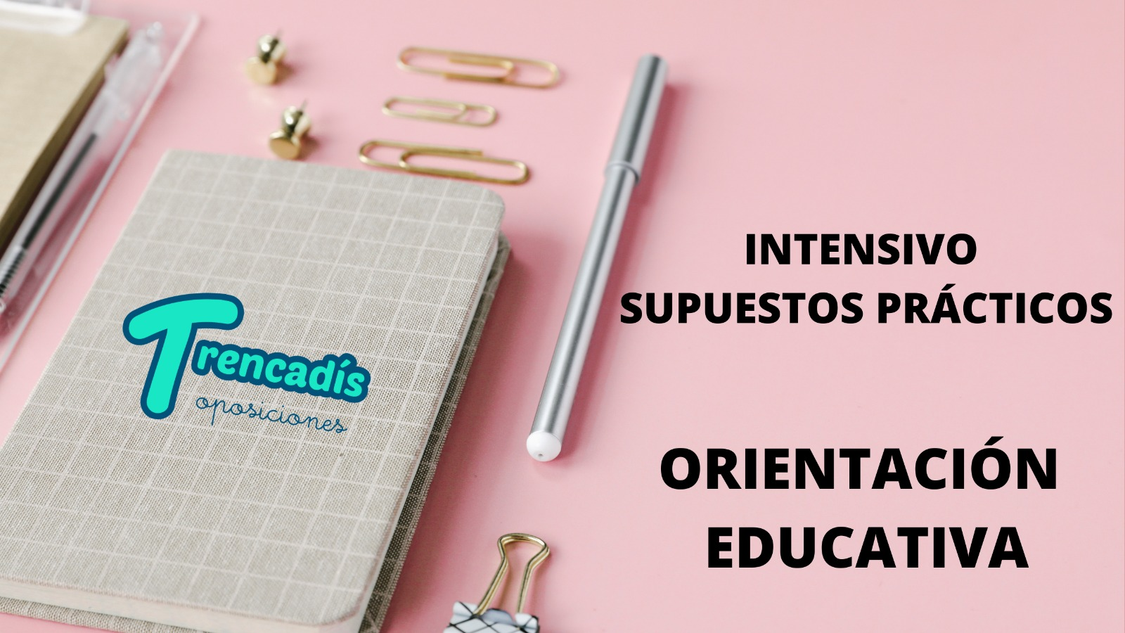 Curso Intensivo de supuestos prácticos en la epecialidad de Orientación Educativa
